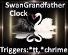 [BD]SwanGrandfatherClock