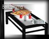 [B] Pizza Table