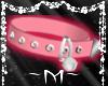 ~M~ PinkCollar w/ Bell