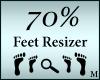 Foot Shoe Scaler 70%
