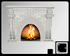 ♠ Tiny Fireplace