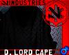 Empire Dark Lord Cape