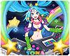 *S*  Arcade Sona Sticker
