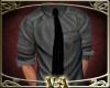 VA ~ Silver Black Tie