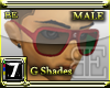 [BE] G SHADES RED