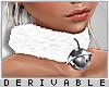 0 | Fur Bell Choker