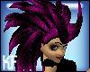 Shedeval Black Purple