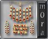 Saffron Jewelry Set