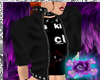 Layerable Black Jacket