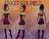[FCS] Violet Silk Mini