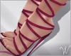 Heavin Red Heels