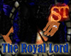 ~ST~ Royal Blue Lord Btm