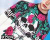 Az. Skull x Roses