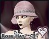 [wwg] Vintage hat Rose