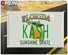TC* Custom Plate (kash4)