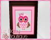 {liz} Baby owl art