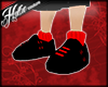 [Hot] Black/Red Kicks v2