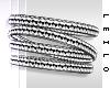 ! L! Silver Bracelet . L