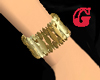 *G* Gold Bracelet