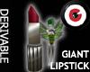 Giant Lipstick