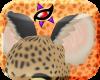 K~ Fog Leopard Ears