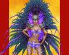 tRQ> Purple CarnivalMask