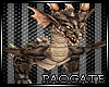 Giga Deadly Dragon -outfit-