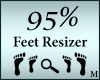 Foot Shoe Scaler 95%
