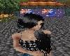 Scarlet Black Hair