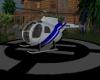 Dusk Helicopter 1