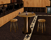 Country Bar Table
