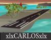 xlx Plane Landing-strip