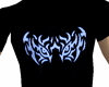 Tribal Tiger Print - Blu