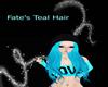 Fate's Teal Hair