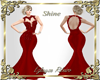 Wedd shine red