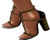 Weed Red Heels