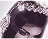 T Rihanna*Silver Headpho