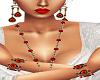 Poppy Jewelry Set