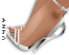 V4NY|Mirror Shoe W/Silv