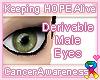 CA Derivable Male Eyes