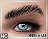 ♔ M Still 1 Eyebrows