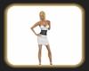 Chelsea white dress