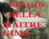 BELLA-MAITRE GIMS