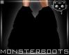 MoBoots Black 2b Ⓚ