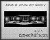 B&W Art Gallery