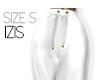 I│Sweats White S