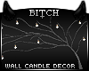 !B Tranquil Wall Candles
