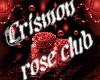 Crismon Rose