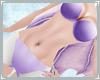 [F] Lilac Bat Kini