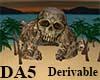 (A) Pirate Skull Island